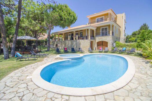 6 Bedrooms Villa with indoor Spa Quinta do Lago (Max 12 pax)