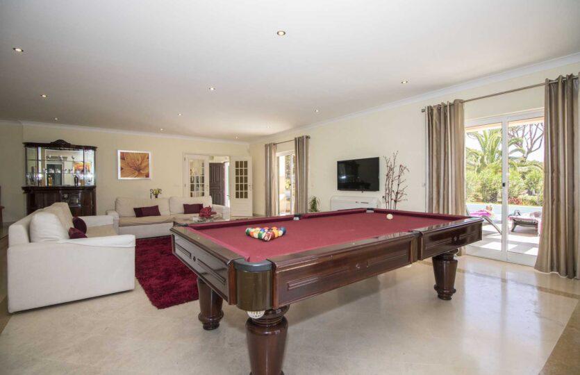 5 Bedrooms Villa   Big Plot   Vilamoura (Max 10 pax)